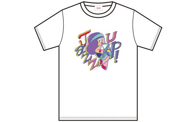 BEAMS RECORDSとのコラボレーションTシャツ