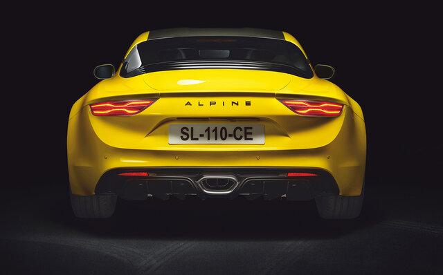 アルピーヌ A110 カラー エディション