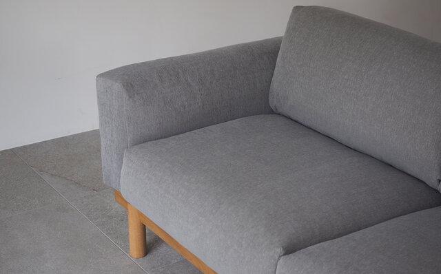 マリナ・ボーティエの新作ソファ