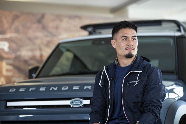 Land Rover 新型ディフェンダー
