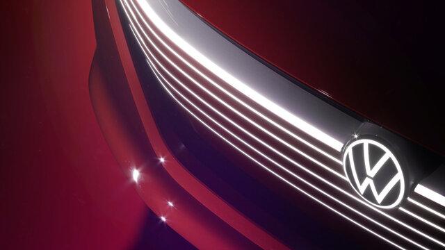 フォルクスワーゲンの新ブランドデザインとロゴ