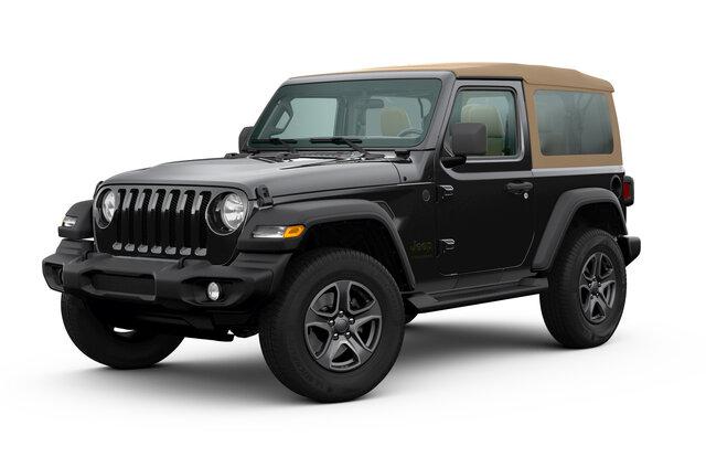 Jeep Wrangler Unlimited Black & Tan ジープ ラングラー アンリミテッド ブラック&タン Jeep Wrangler Black & Tan ジープ ラングラー ブラック&タン