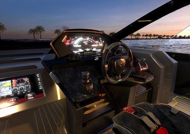 Lamborghini ヨット