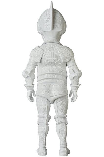 MEDICOM TOY Armor of SUPER POLIFILO STATUE WHITE Ver.