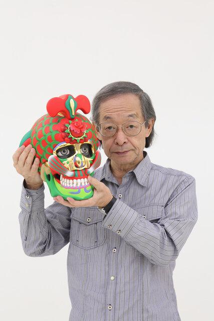 田名網敬一氏