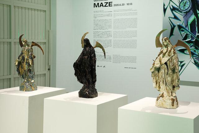 GUCCIMAZE個展「MAZE」