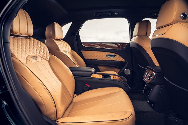 Bentley Bentayga ベントレー ベンテイガ