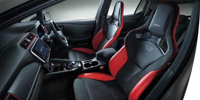 Nissan Leaf Nismo 日産 リーフ ニスモ