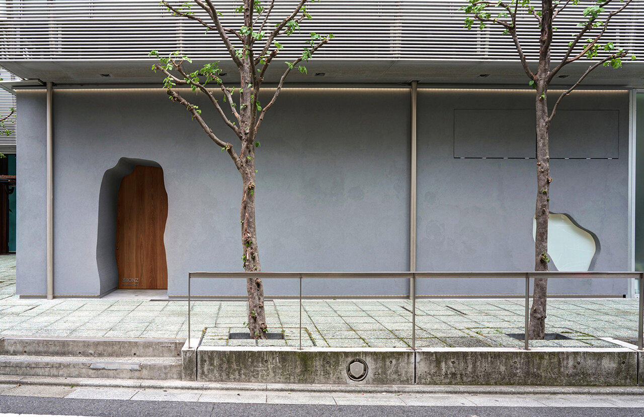 Photograph by Shigeru Tanaka Courtesy of NANZUKA