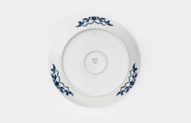 ツレヅレハナコが監修したカレー皿「zen to turehana_b」