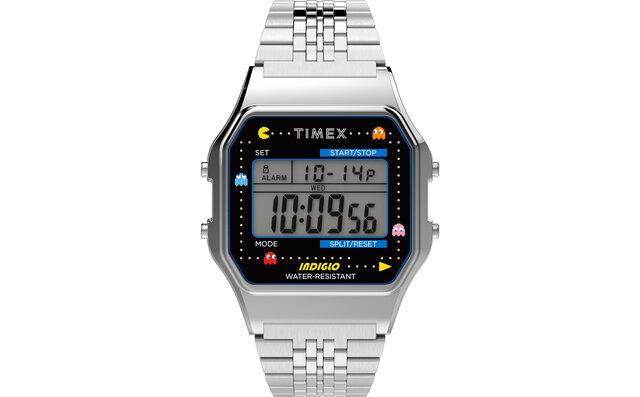 Timex T80×PAC-MAN