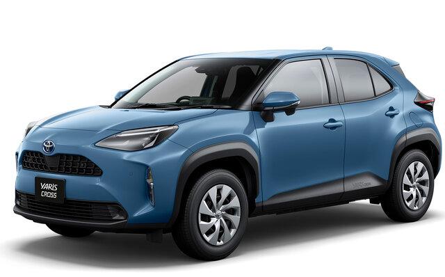 トヨタ ヤリス クロス ハイブリッドX(2WD)