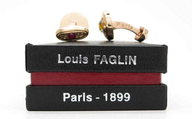 普遍のドレスアップスタイルを完成させる老舗カフリンクスメゾンの新コレクション|Louis FAGLIN