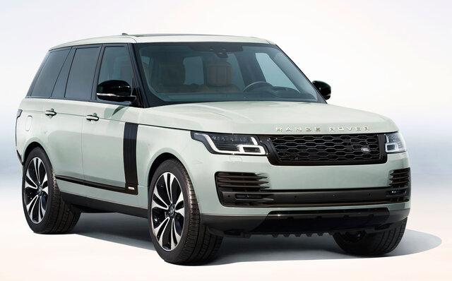 レンジローバー2021年モデルの受注を開始|Range Rover
