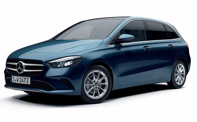 メルセデス、Aクラスをはじめコンパクトモデルに安全運転支援システムを標準装備|Mercedes Benz