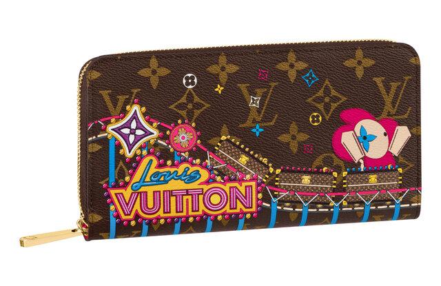 ルイ・ヴィトンから「ヴィヴィエンヌ」を主役とした最新小物がリリース LOUIS VUITTON