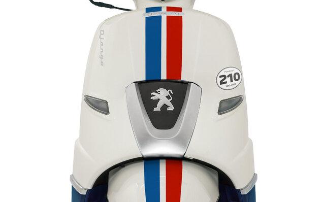 プジョー誕生210周年を記念するジャンゴの限定車が登場|Peugeot