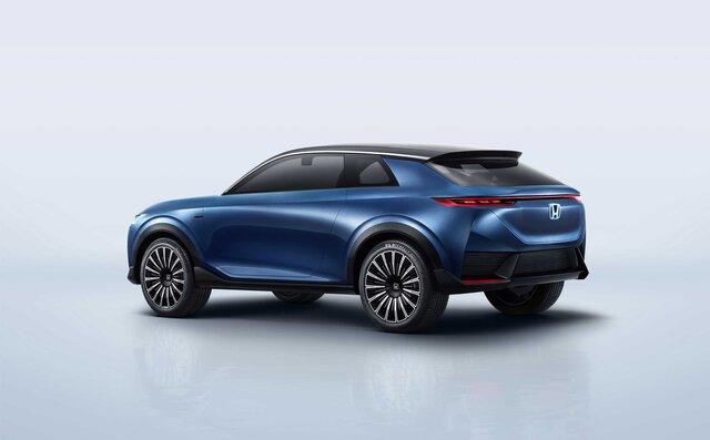 ホンダ、北京モーターショーで量産EVコンセプトの「SUVイーコンセプト」など公開|HONDA