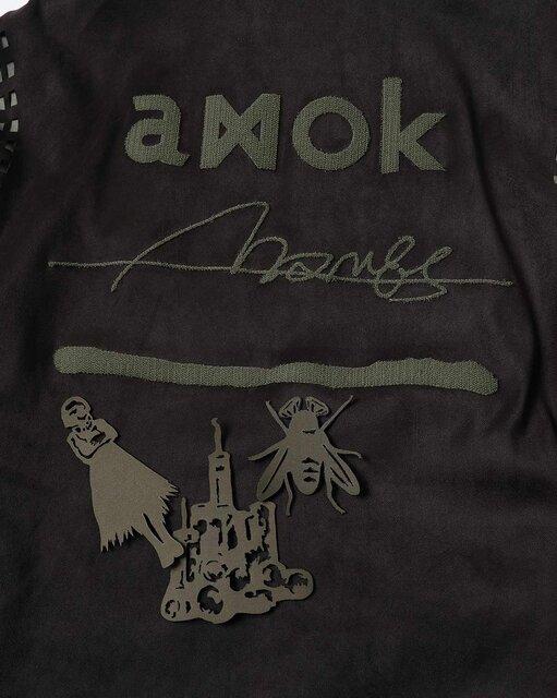 amok×MAMESのコラボレーションが『AKASHIC RECORDS』で実現 MEDICOM TOY