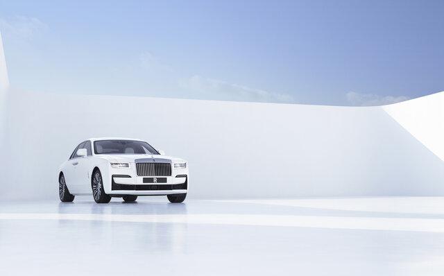 デザインコンセプトは脱贅沢! 新型ロールス・ロイス「ゴースト」が日本デビュー |ROLLS-ROYCE