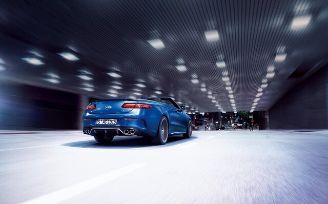 メルセデス・ベンツ、新型Eクラスのクーペとカブリオレを発表|Mercedes Benz