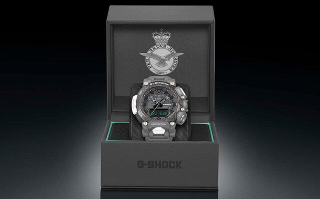 G-SHOCK×英国空軍のスペシャルモデル「GR-B200RAF-8AJR」がリリース|G-SHOCK