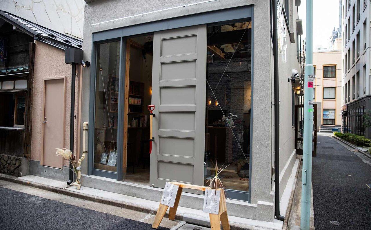 鰻の老舗「松よし」の瀟洒な木造店舗をリメイクした