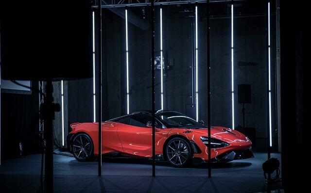 マクラーレン、最新LTモデルとなる「765LT」を日本初公開|McLaren