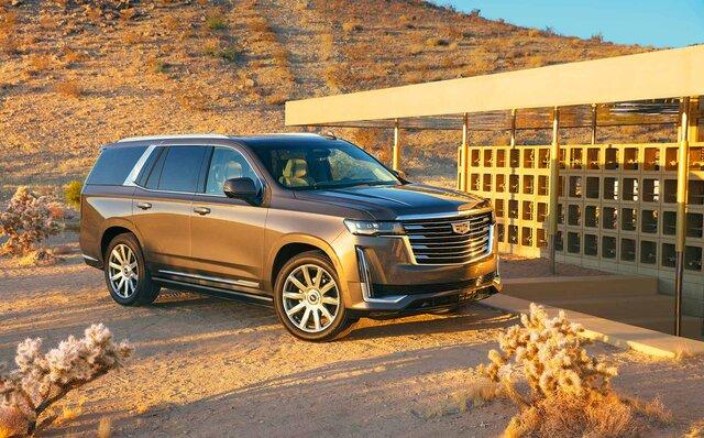 GM、新型「キャデラック エスカレード」を発表──2021年東京オートサロンで日本初公開を予定|Cadillac