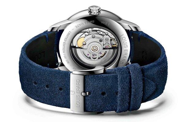 ルイ・エラール×独立時計師ヴィアネイ・ハルターのコラボレーションウオッチ LOUIS ERARD