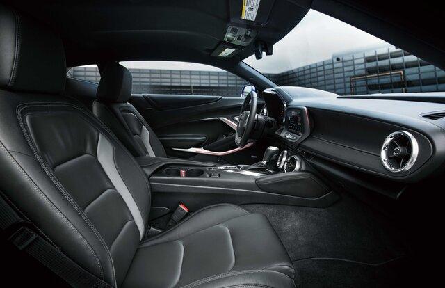 GMジャパン、「クラウドストリーミングナビ」を標準搭載のシボレー カマロをローンチ|Chevrolet