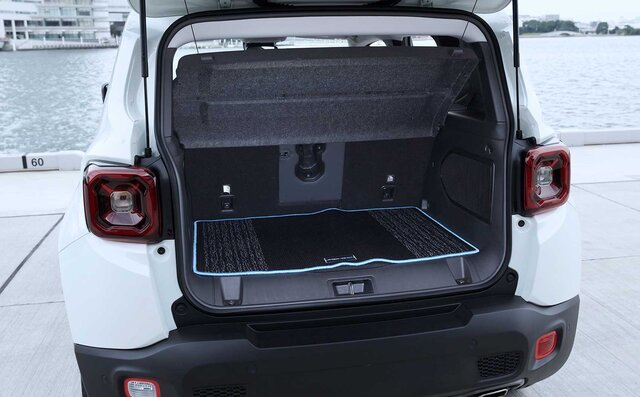ジープ電動化の嚆矢たるレネゲード 4×e に試乗 Jeep®