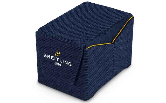 ブライトリングの次世代型ウオッチボックスが、環境と経済に好影響を与える技術に認定 BREITLING