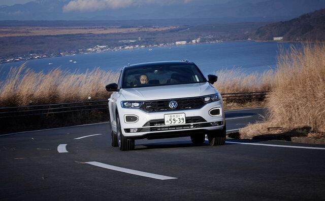 ゴルフのSUV版ともいうべきスタイルが魅力──フォルクスワーゲンT-Rocに試乗|Volkswagen