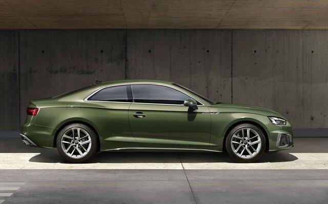 アウディ、A5/S5とA5/S5スポーツバックを大幅改良|Audi