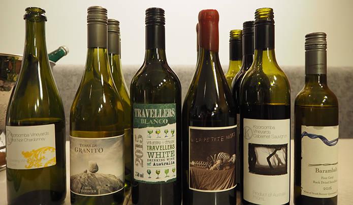 州外ではなかなか飲むことができないローカルワイン