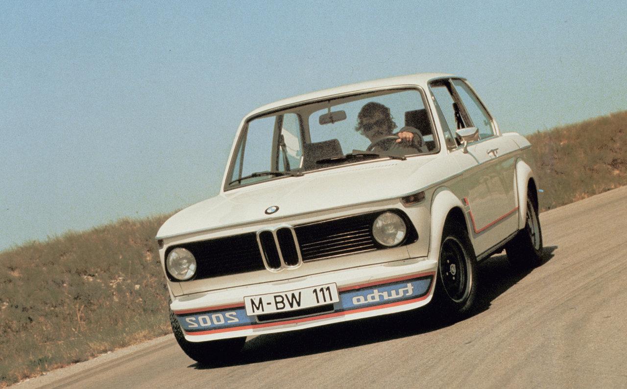 BMW 2002ターボ