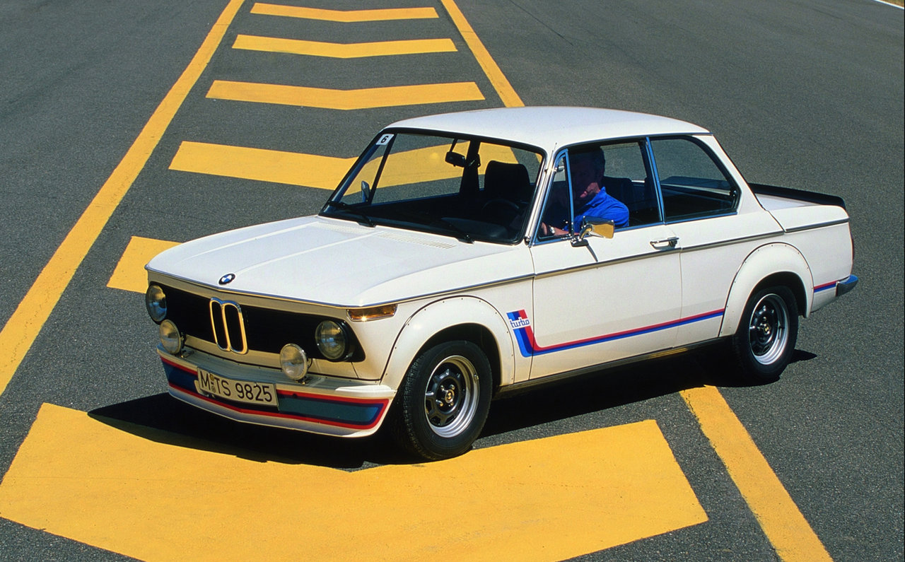 BMW2002ターボ (1973年)