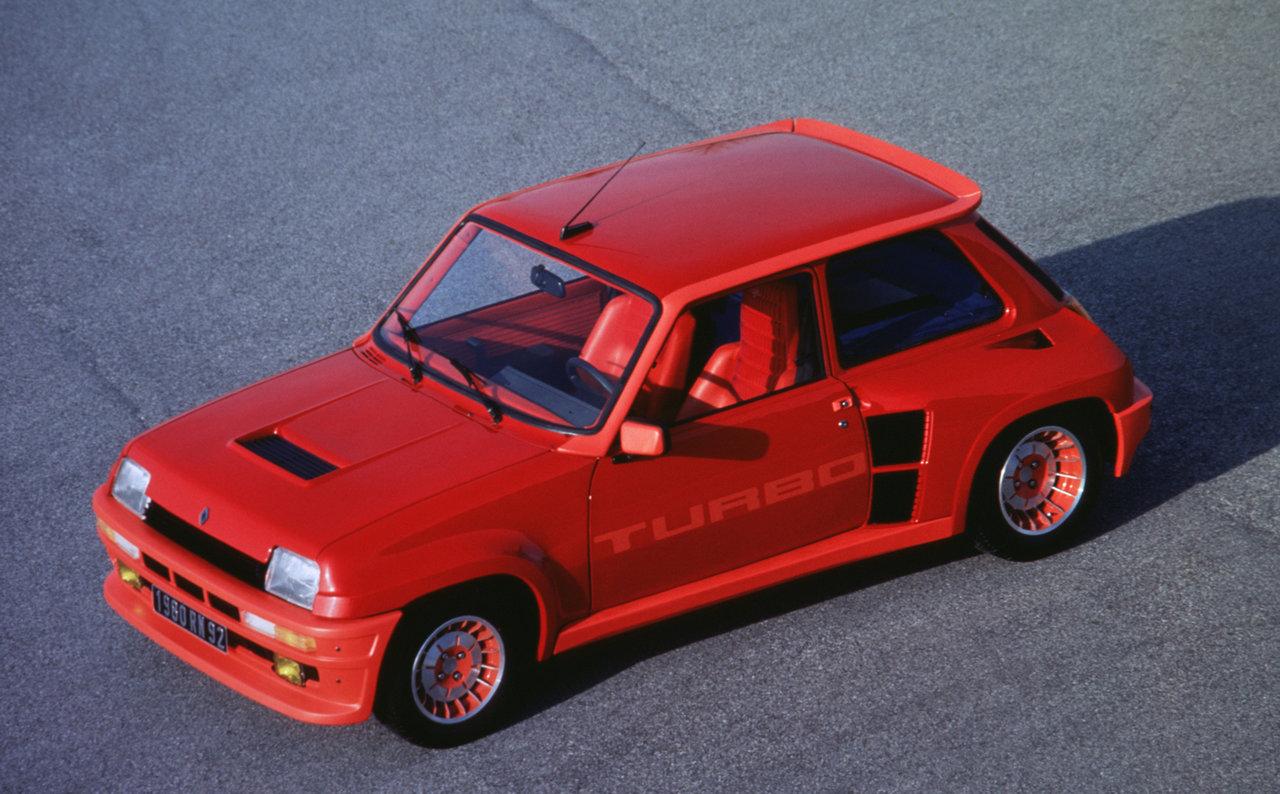 ルノー5ターボ (1980年)