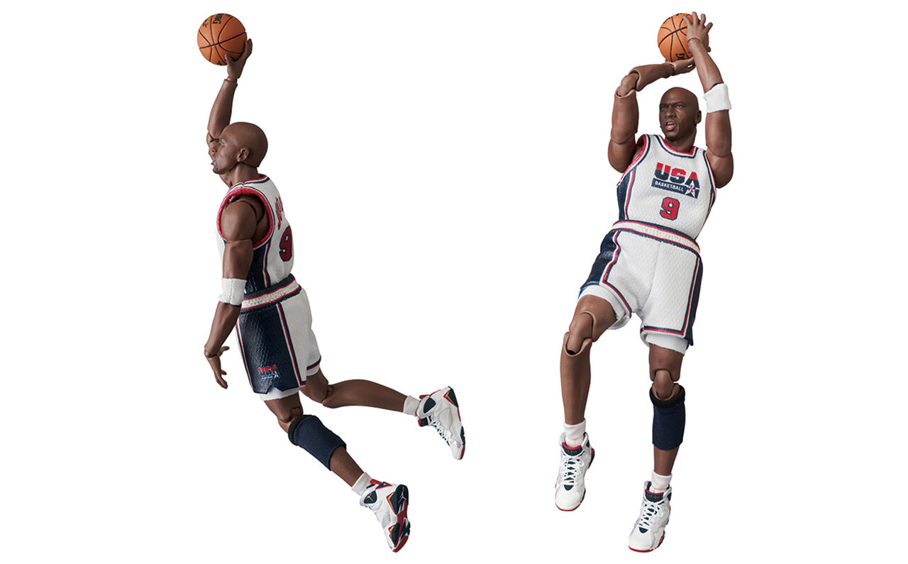 MAFEX Michael Jordan (1992 TEAM USA)