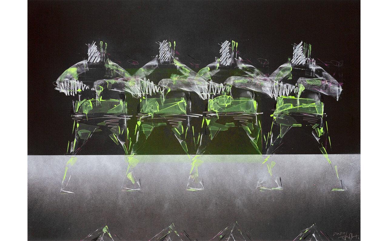 小畑 多丘 個展「Opposite Effects」