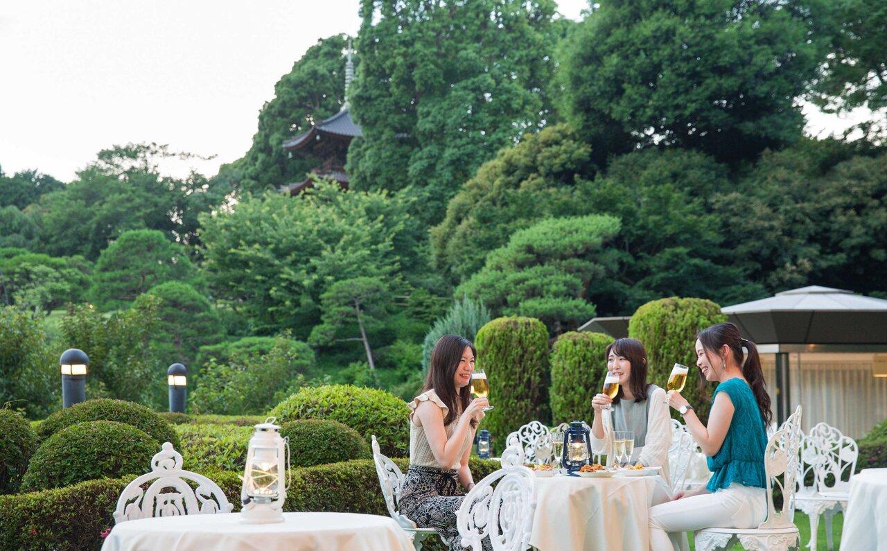 LOUNGE ホテル椿山荘東京