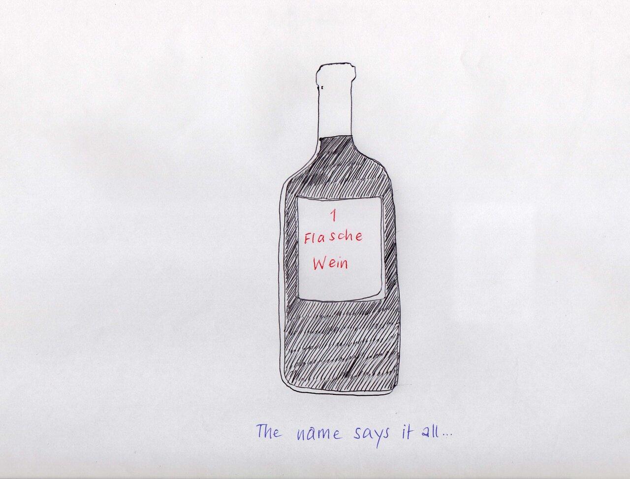 『1本のワイン(1 Bottle of Wine)』