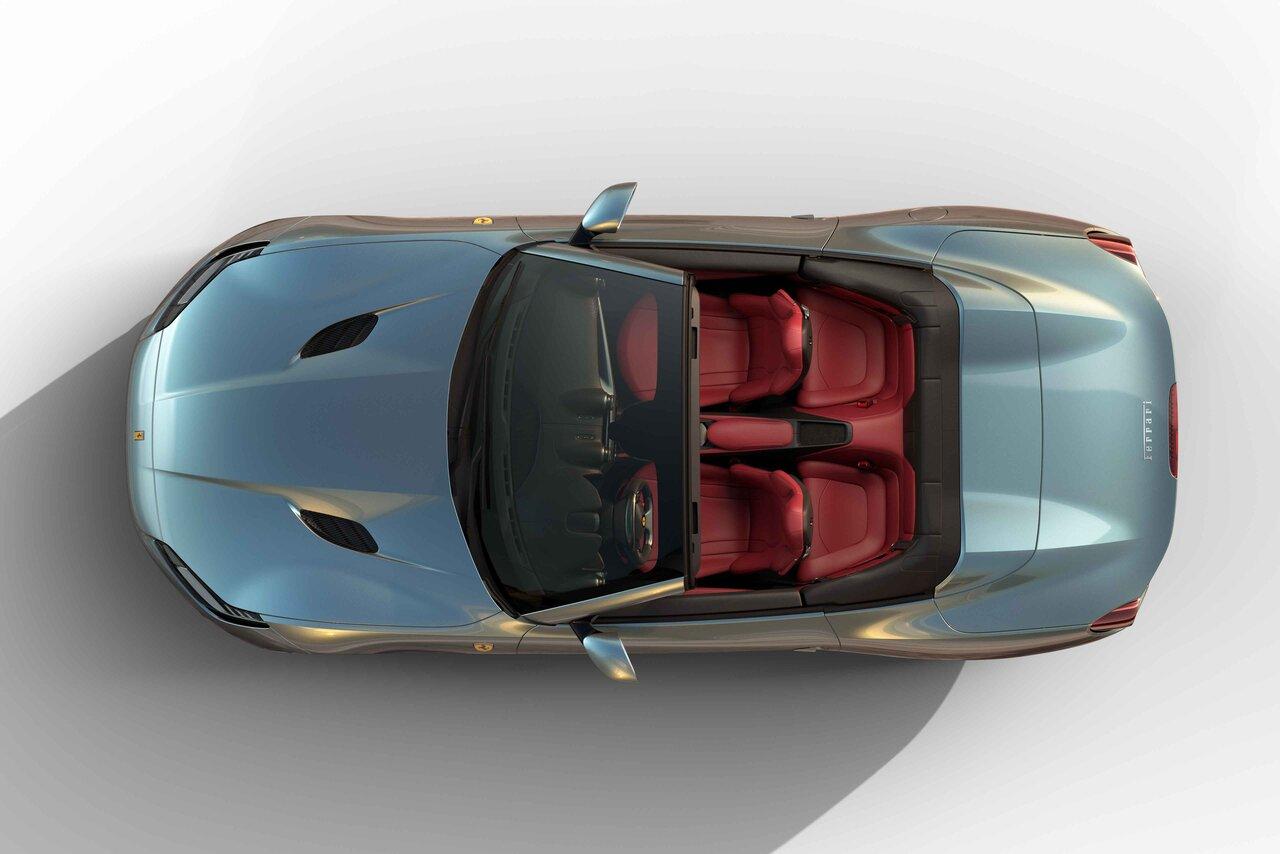 跳ね馬の+2GTスパイダー、ポルトフィーノの進化形「ポルトフィーノM」がワールドプレミア Ferrari