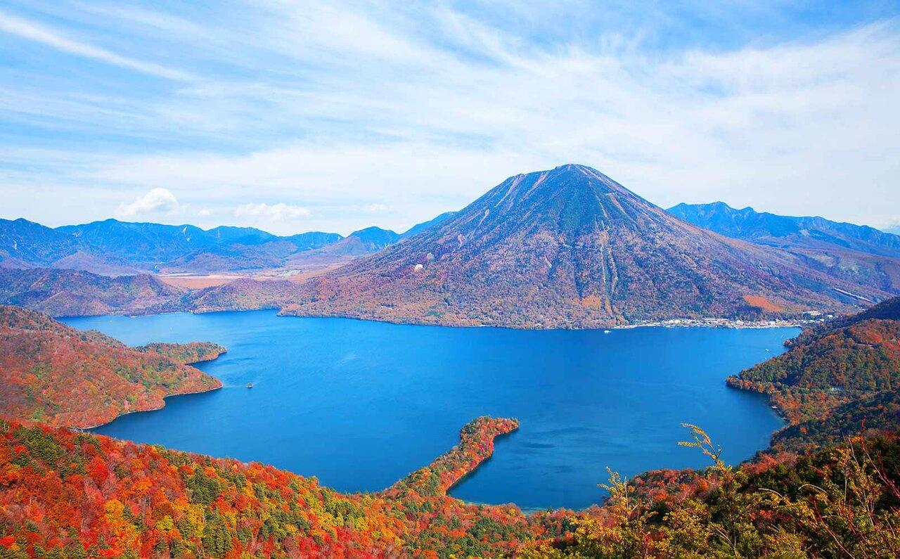 界 日光 中禅寺湖