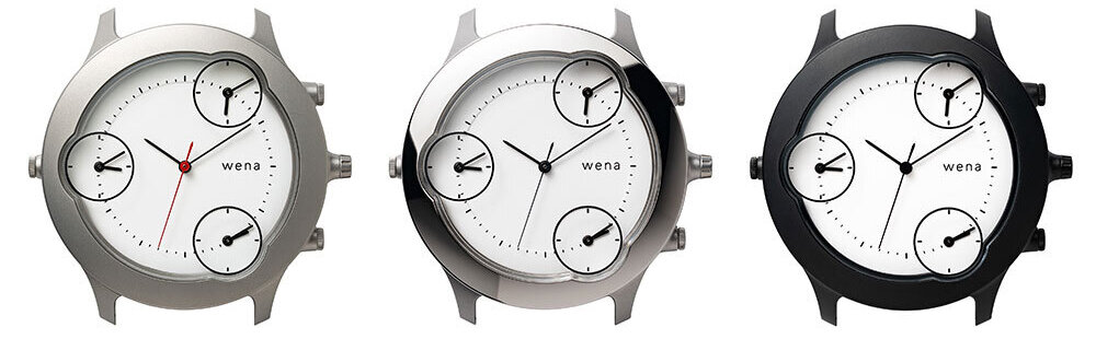 SuicaそしてAmazon Alexaに対応。新型スマートウオッチ「wena 3」|SONY