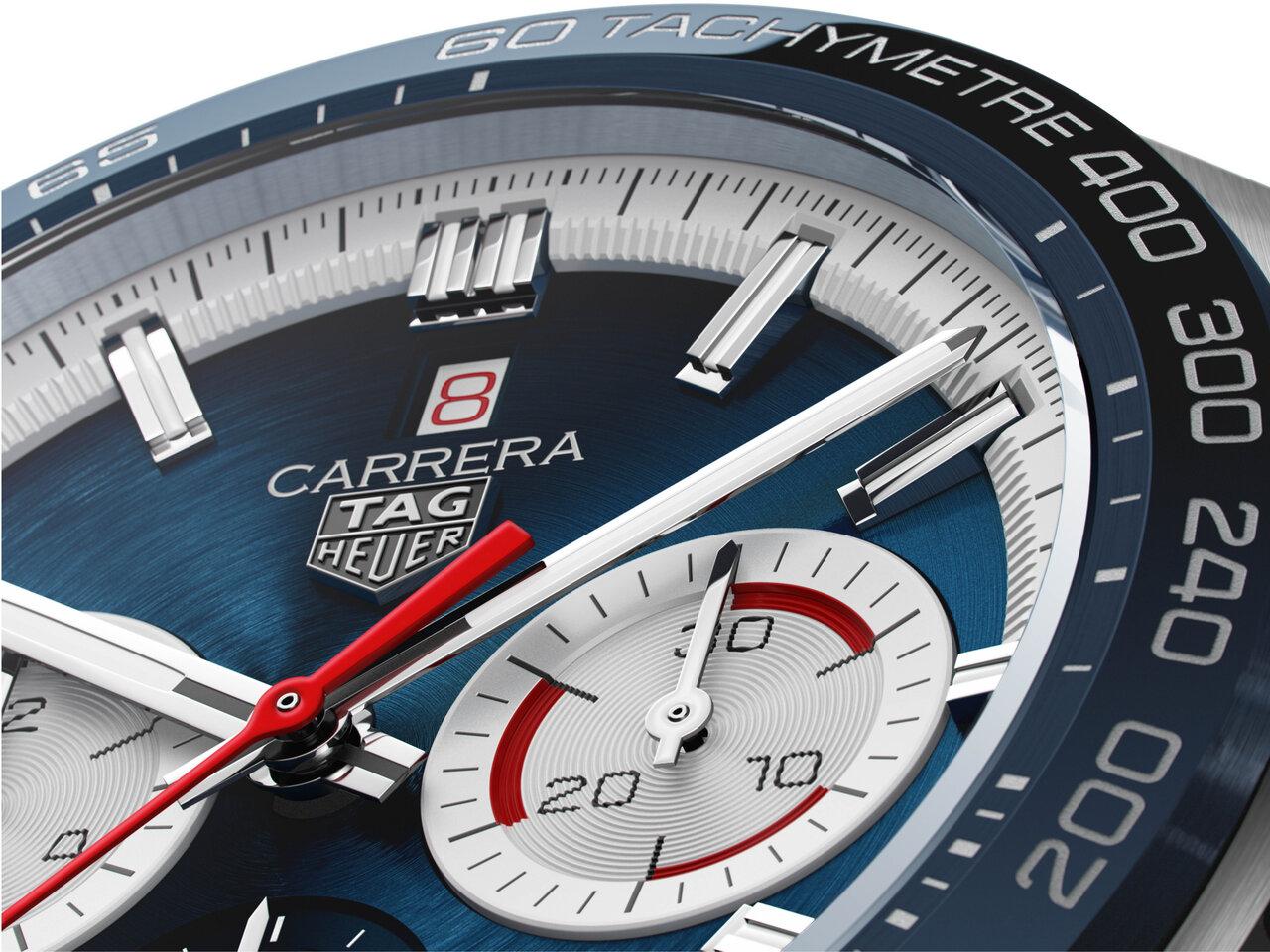タグ・ホイヤー カレラ スポーツクロノグラフ 160周年リミテッドエディション|TAG Heuer