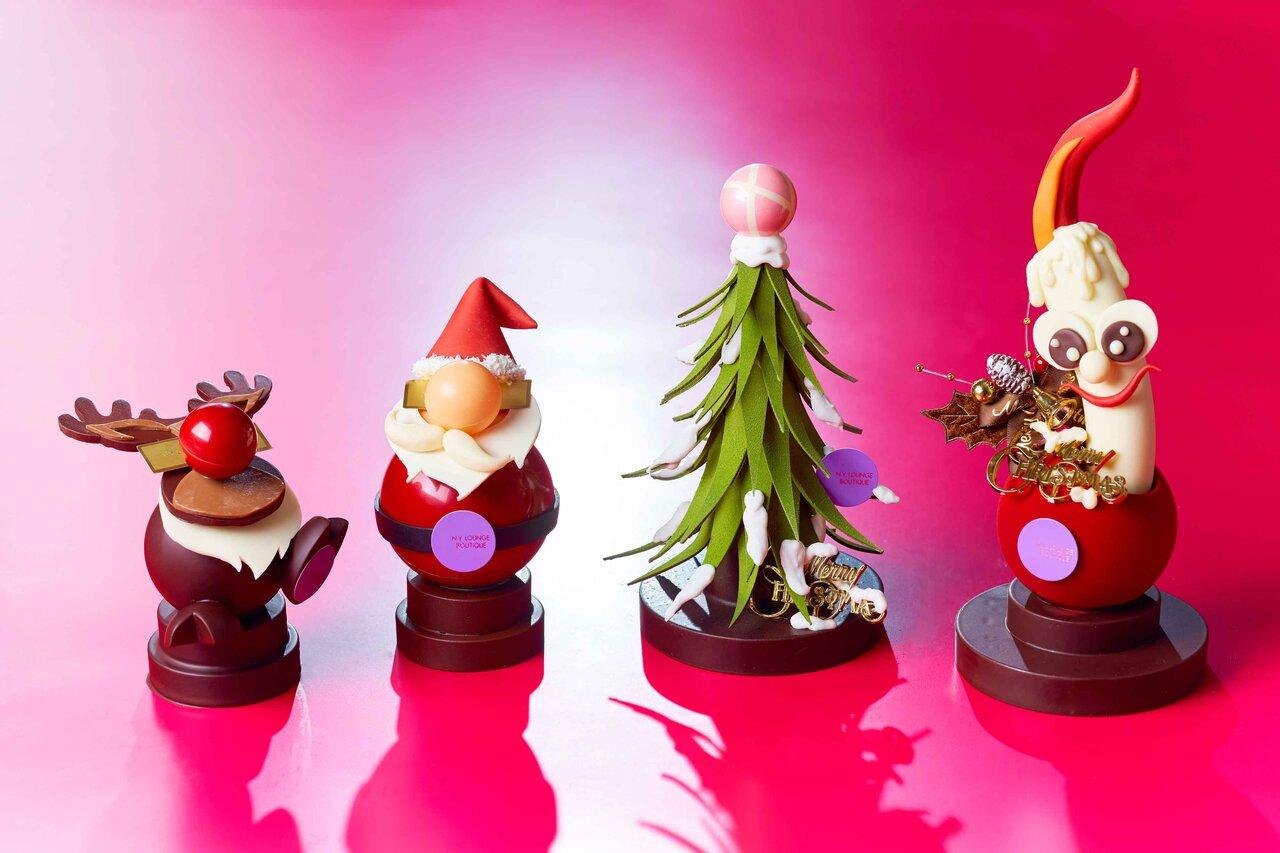 徳永純司シェフプロデュースのクリスマスケーキ&スイーツコレクション|INTERCONTINENTAL TOKYO BAY