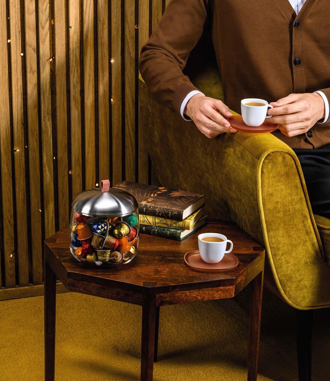イタリアのホリデーシーズンをテーマにした、冬の数量限定コーヒー|NESPRESSO