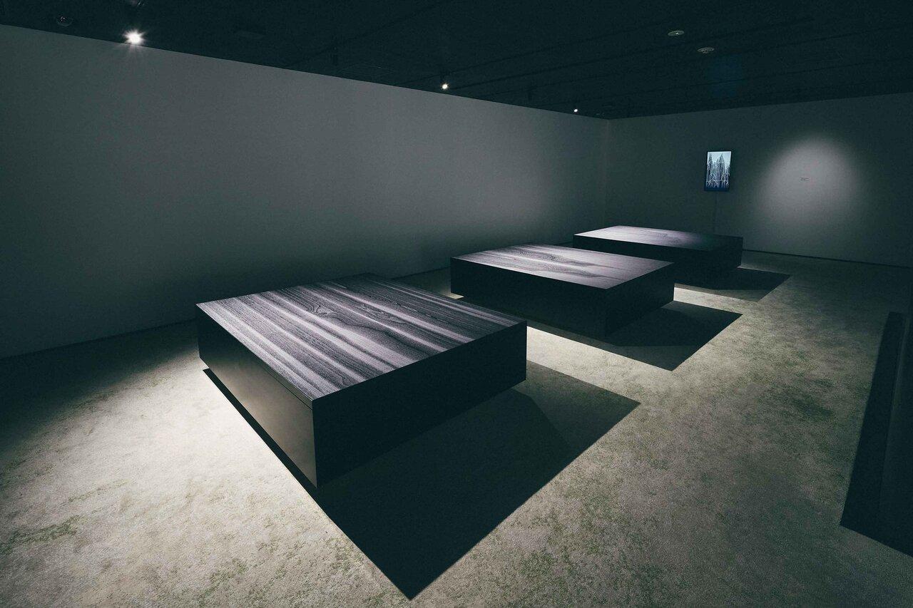 前進する織物の可能性。「QUASICRYSTAL―コードによる織物の探求」展|HOSOO